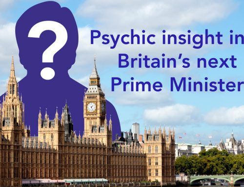 Psychic insight into Britain's next Prime Minister