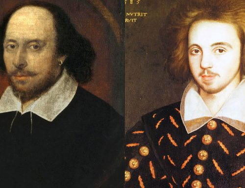 Were Shakespeare's plays written by Marlowe?